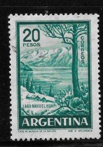 Argentina Used [3283]