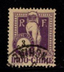 Indo-China -  #J36 Postage Due - Used