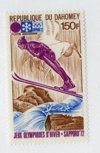 DAHOMEY 153 MNH SCV $3.50 BIN $1.75 OLYMPICS