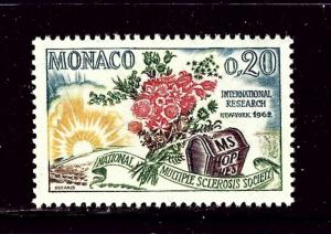 Monaco 506 MNH 1962 issue
