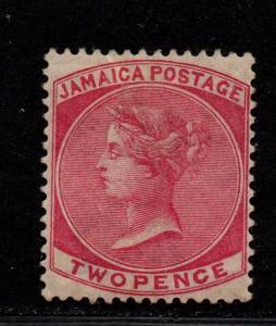$Jamaica Sc#19 M/H/VF, nice example, Cv. $240