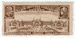 (I.B) Cinderella Collection : Franco-British Exhibition (Machinery Palace)