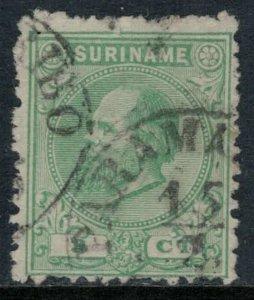 Surinam #4  CV $18.50