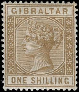 Gibraltar Scott 8-21 Gibbons 8-45 Mint Set of Stamps