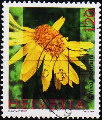 Switzerland.2003 120c S.G.1542  Fine Used