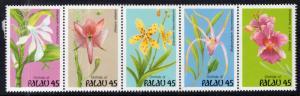 Palau 241a Flowers MNH VF