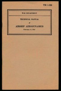 UNITED STATES AIRSHIP AERODYNAMICS TECHNICAL MANUAL 1941