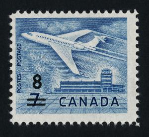 Canada 430 MNH Aircraft, Airport