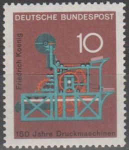 Germany #978 MNH F-VF (ST2502)