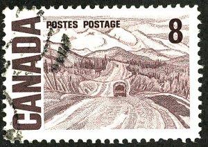 Canada #461 Used