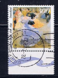 Germany 2045 Used 1999 Issue