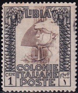 Libya, Sc 22, MNH, 1911, Roman Legionary, AA02396