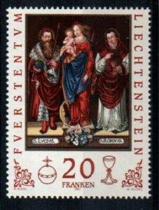 Liechtenstein Scott 1099 Mint NH [TE339]