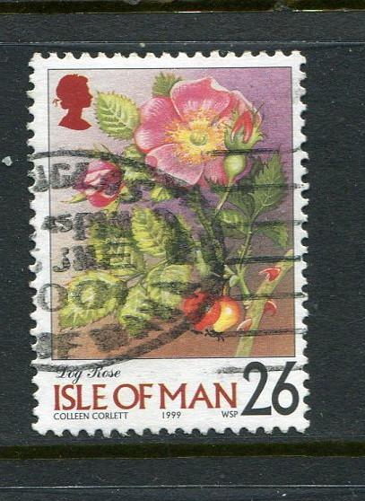 Isle Of Man #800 Used - Penny Auction