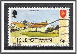 Isle of Man #21 First Bailiwick Issues Used