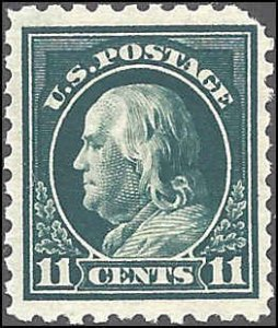 434 Mint,OG,XLH... SCV $20.00