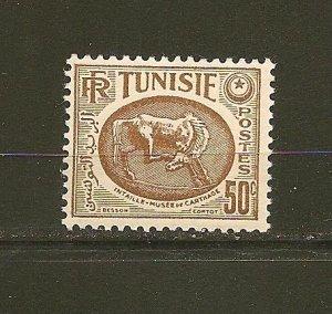 Tunisia 214 Mint Hinged