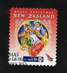 New Zealand 2012 - U - Scott #2429