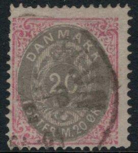Denmark #31  CV $32.50