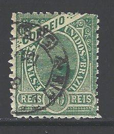 Brazil Sc # 168 used (DT)
