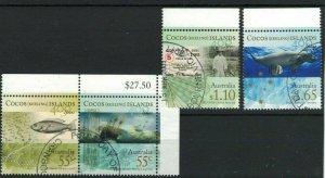 CK131) Cocos Keeling Islands 2009 400 Years CTO/Used