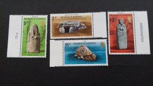 Guernsey 1977 Prehistoric Monuments Mint