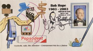 Anon E. Mouse 4406 Bob Hope Pepsodent Smile Road to Movies Golf USO Shows