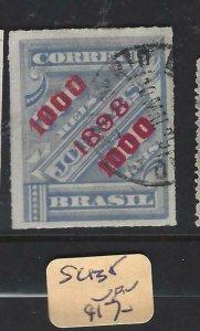 BRAZIL  (P0907BB)  SC 135   VFU