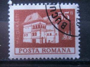 ROMANIA, 1973-4, used 55b, Definitive, Scott 2456