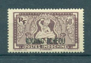 French Offices in China Kwangchowan sc# 128 mlh cat value $1.10