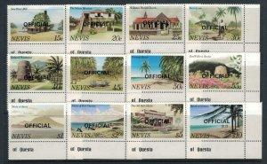 Nevis #O11-22* NH  CV   $7.50