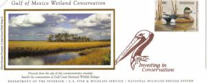 Gulf of Mexico Wetland Conservation FDS. #02 GMWCRW77