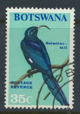 Botswana   SG 230 Used PO Cancel