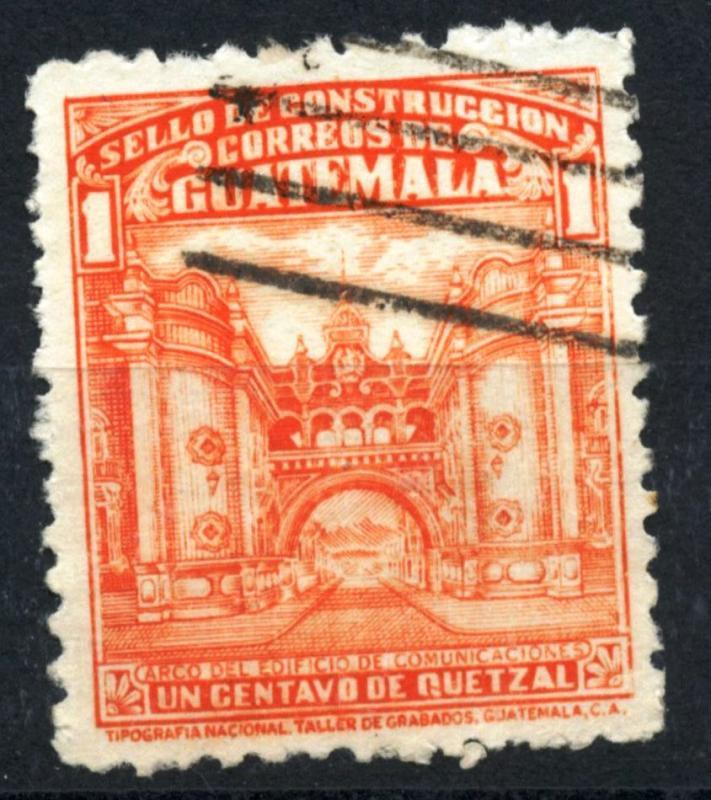 Guatemala - SC #RA21 - Used - 1943 - Item G92
