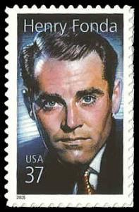 PCBstamps   US #3911 37c Henry Fonda, 2005, MNH, (14)