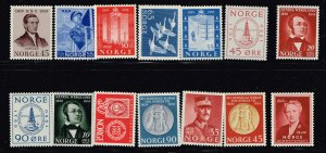 NORWAY STAMP NORGE. MNH  STAMPS COLLECTION LOT #1