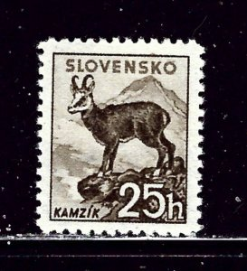 Slovakia 48 MH 1940 issue