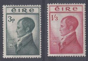 Ireland Scott 149-50 Mint NH (Catalog Value $54.00)