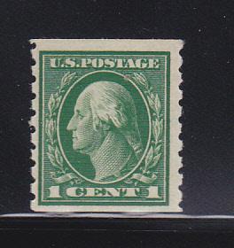 United States 412 MH President George Washington (C)