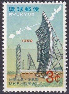Ryukyu #183  MNH (S10686)