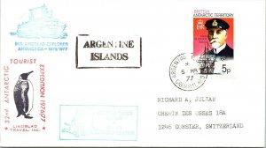 1977 British Antarctic Territory 162