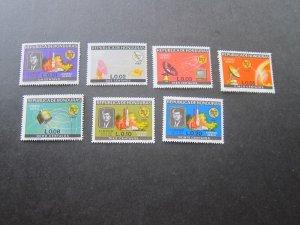 Honduras 1968 Sc 436-42 space set MNH