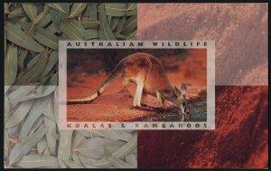 Australia 1279a in presentation folder MNH Animals Kangaroos, Koala