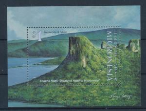 [56840] Micronesia 1993 Tourism sites Rock MNH Sheet