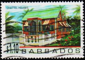 Barbados. 1996 $1.10 S.G.1095 Fine Used