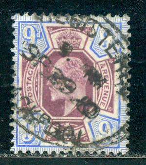 Great Britain Scott # 136, used