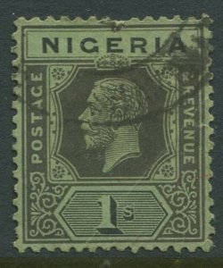 STAMP STATION PERTH Nigeria #29 KGV Definitive Used 1921-1933