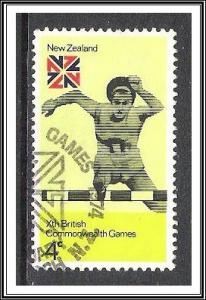 New Zealand #547 Commonwealth Games Used