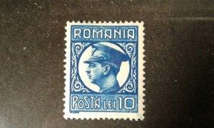Romania #413 mint hinged e203 7894