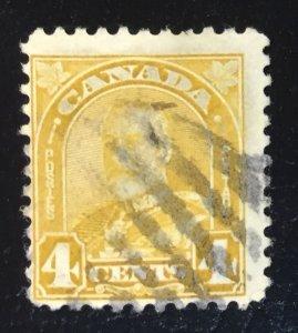 #168 Canada - Used VG/F